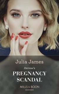 bokomslag Heiress's Pregnancy Scandal