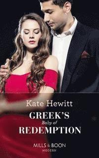 bokomslag Greek's Baby Of Redemption