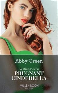 bokomslag Confessions Of A Pregnant Cinderella