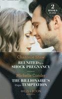 bokomslag Reunited By A Shock Pregnancy