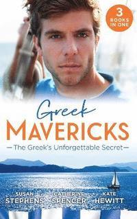 bokomslag Greek Mavericks: The Greek's Unforgettable Secret