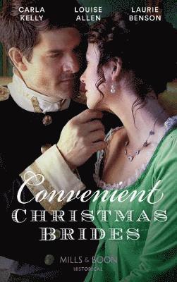bokomslag Convenient Christmas Brides
