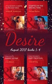 bokomslag Desire Collection: August 2017 Books 1 - 4