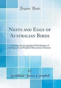 bokomslag Nests and Eggs of Australian Birds