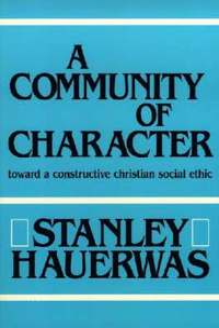 bokomslag A Community of Character