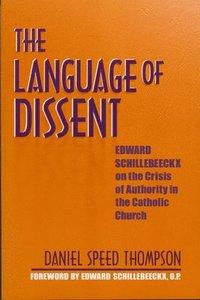 bokomslag Language of Dissent