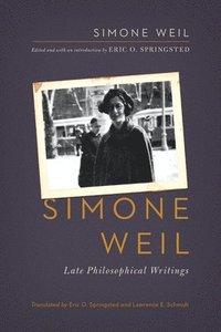 bokomslag Simone Weil