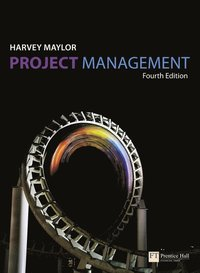 bokomslag Project Management: (with MS Project CD Rom)