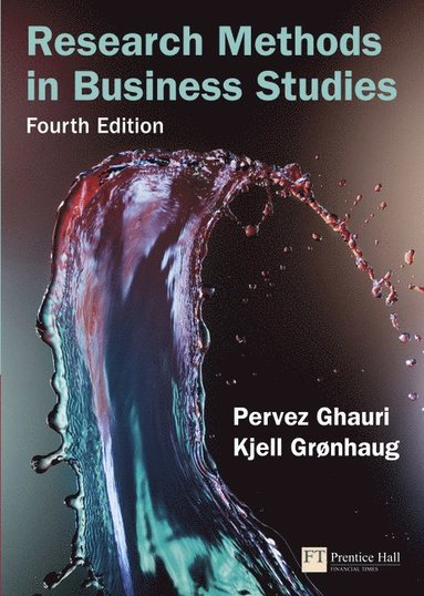 bokomslag Research Methods in Business Studies