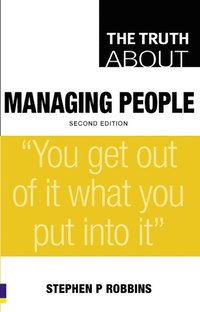 bokomslag The Truth About Managing People