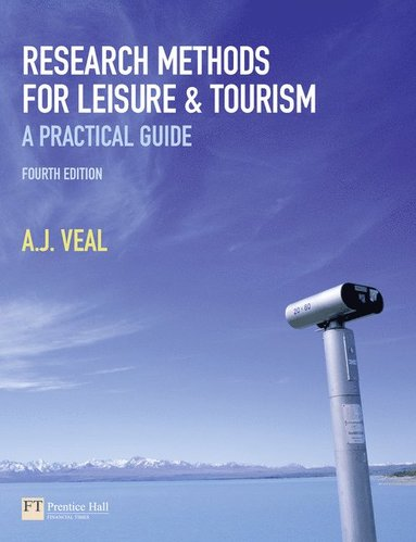 bokomslag Research Methods for Leisure and Tourism