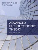 bokomslag Advanced Microeconomic Theory