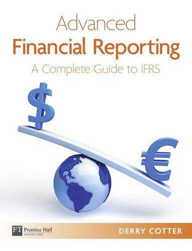 bokomslag Advanced Financial Reporting