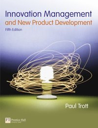 Innovation Management and New Product Development