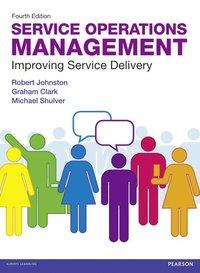 bokomslag Service Operations Management