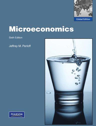 bokomslag Microeconomics:Global Edition