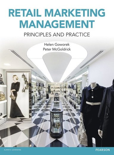 bokomslag Retail Marketing Management: Principles and Practice