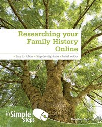 bokomslag Researching Your Family History Online In Simple Steps