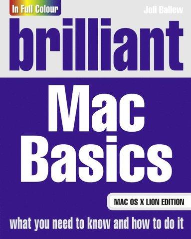 bokomslag Brilliant Mac Basics