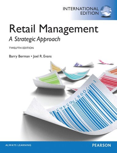 bokomslag Retail Management