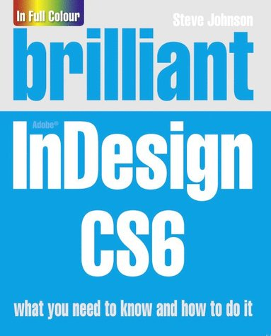 bokomslag Brilliant Indesign Cs6