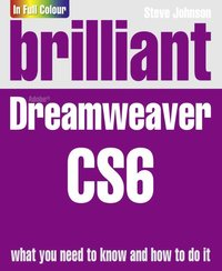 bokomslag Brilliant Dreamweaver CS6