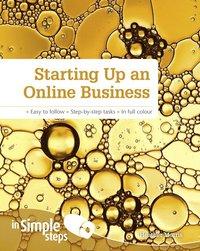 bokomslag Starting Up an Online Business In Simple Steps