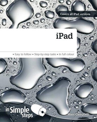 bokomslag iPad In Simple Steps