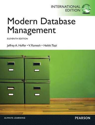 bokomslag Modern Database Management