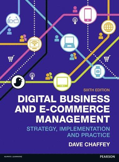bokomslag Digital Business and E-Commerce Management