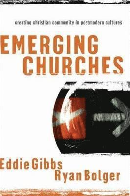 bokomslag Emerging Churches