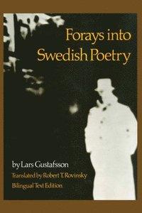 bokomslag Forays into Swedish Poetry