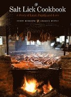 bokomslag The Salt Lick Cookbook