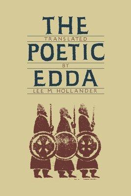 bokomslag The poetic edda