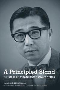 bokomslag A Principled Stand