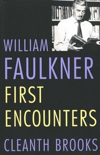 bokomslag William Faulkner
