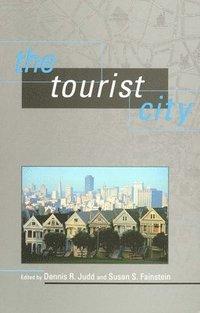 bokomslag The Tourist City