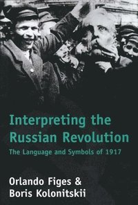 bokomslag Interpreting the Russian Revolution