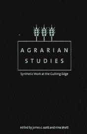 bokomslag Agrarian Studies