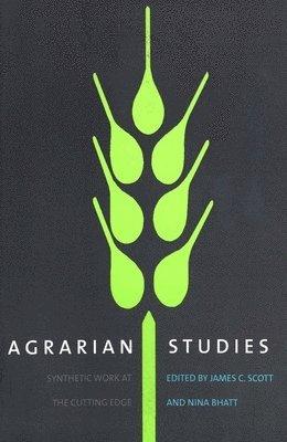 Agrarian Studies 1