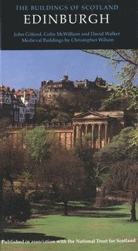 bokomslag Edinburgh