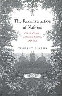 bokomslag The Reconstruction of Nations