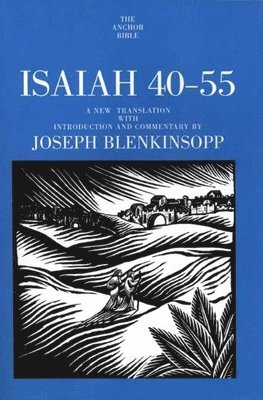 bokomslag Isaiah 40-55