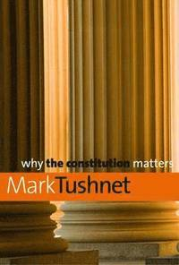 bokomslag Why the Constitution Matters