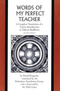 bokomslag The Words of My Perfect Teacher