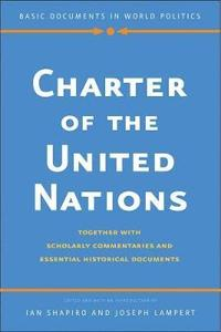 bokomslag Charter of the United Nations
