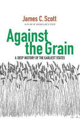 bokomslag Against the grain - a deep history of the earliest states