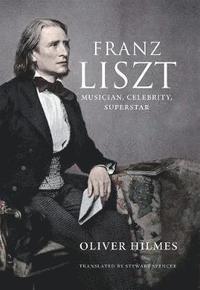 bokomslag Franz Liszt