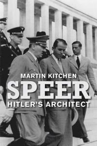 bokomslag Speer: Hitler's Architect