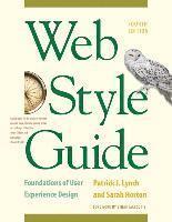 bokomslag Web Style Guide, 4th Edition